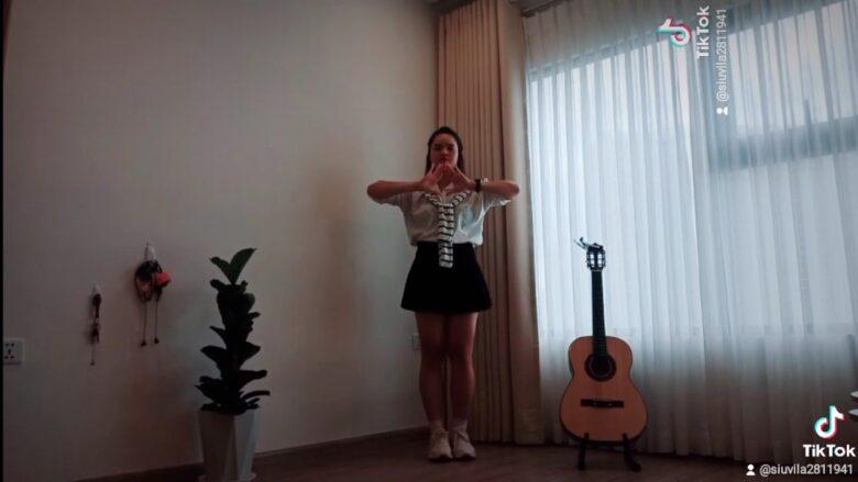 Hướng Dẫn Nhảy Bài COVID NHANH ĐI ĐI || Dance tiktok || Cover By SIU VILA.