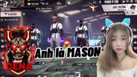 Tik Tok Free Fire | Anh Mason Đã Trở Lại Trợ Giúp Cena FF Kèo LBG Và Cái Kết ? | MR CƯỜNG FF