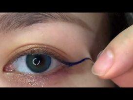 Hướng dẫn cách trang điểm mắt đẹp của những idol Tiktok #07 | #Shorts