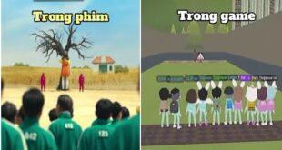 PLAY TOGETHER l Tổng Hợp Video TikTok Hài Hước - Squid Game Phiên Bản Play Together [CBNN]