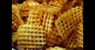 [抖音] Nấu Ăn Cùng TikTok | ASRM Hướng dẫn làm món Bimbim khoai tây thơm ngon ròn rụm DIY 🥳😎