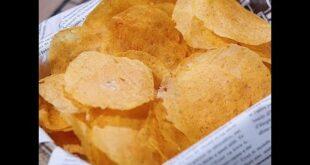 [抖音] Nấu Ăn Cùng TikTok | ASRM Hướng dẫn làm món Bim Bim với khoai tây nướng ròn tan không béo DIY