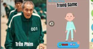 PLAY TOGETHER l Tổng Hợp Video TikTok Hài Hước - Cosplay Nhân Vật Phim Squid Game [CBNN]