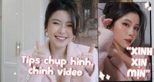 Tips : MAKE UP TUTORIAL , Chia Sẻ APP Chỉnh Hình / VIDEO rõ nét   Quỳnh Thi  