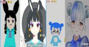 PLAY TOGETHER l Tổng Hợp Video TikTok Hài Hước - Nhân Vật Trong Game Được Hóa Thành Anime [CBNN]