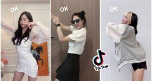 Trào Lưu Tik Tok ''Are You Ok Remix'' Nhảy Dance Siêu Cuốn | Tik Tok VN