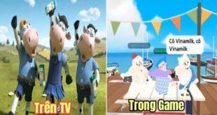 PLAY TOGETHER l Tổng Hợp Video TikTok Hài Hước - Quảng Cáo Sữa Phiên Bản Play Together [CBNN]