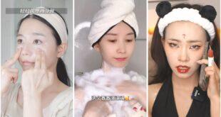 New ASMR skincare videos - 7749 bước chăm sóc da #11 - Tiktok trung quốc