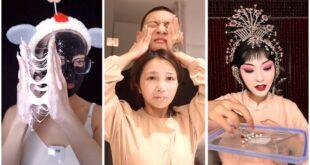 New ASMR skincare videos - 7749 bước chăm sóc da #28 - Tiktok trung quốc