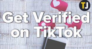 How to Get a Verified Checkmark in TikTok!